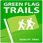 Green Flag approved hiking lodge